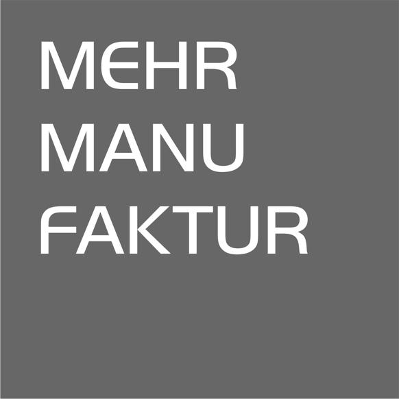 Startseite_MEHR MANUFAKTUR