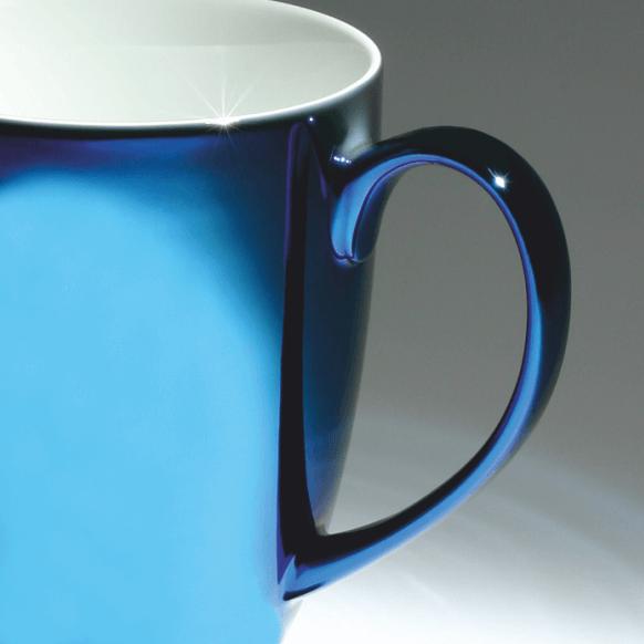Nanoglanz blau