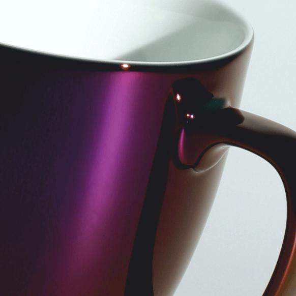 Nanoglanz violett