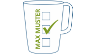 Skizze Personalisierung Check-Box