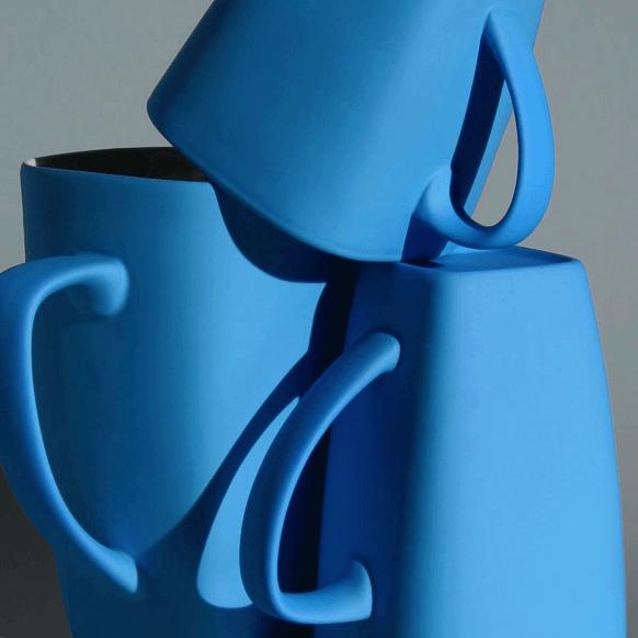 Softtouch Frankfurt blau