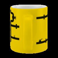 Mit Hydrolack und einem 1-farbigen Transfer Druck mit XPressionfarbe als Volldekor: 6,31 EUR