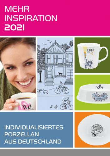 Mehr INSPIRATION 2021 neutral