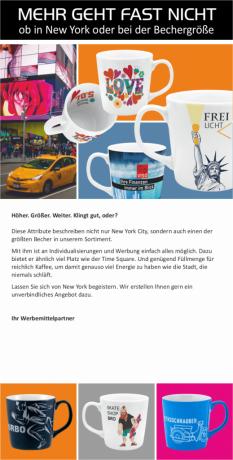 Newsletter NEW YORK neutral
