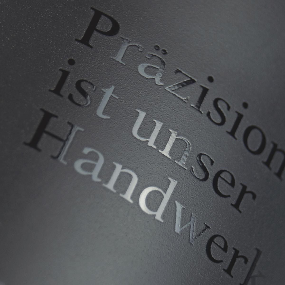 Matt & Glanz Druck_Präzision